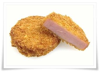 セブンイレブンの揚げ物おすすめランキング!値段とカロリーを考慮、厚切りハムカツ