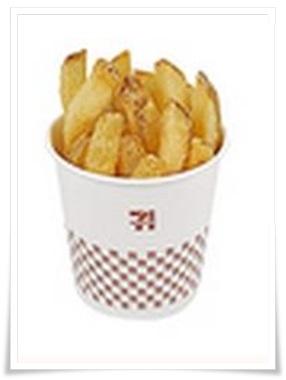 セブンイレブンの揚げ物おすすめランキング!値段とカロリーを考慮、フライドポテト