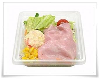 セブンイレブンの惣菜サラダ!人気のおすすめランキングBEST11!ハムとポテトのサラダ