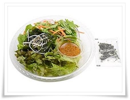 セブンイレブンの惣菜サラダ!人気のおすすめランキングBEST11!おつまみ塩チョレギサラダ