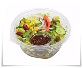 セブンイレブンの惣菜サラダ!人気のおすすめランキングBEST11!15品目のサラダボウル (和風ドレ)
