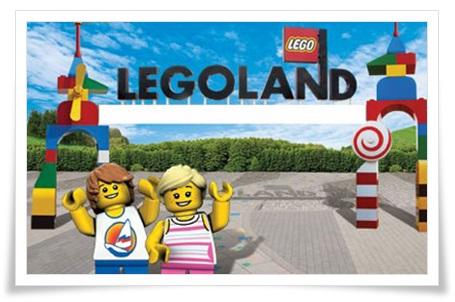 LEGO LAND Japanが名古屋で!セブンイレブンだとチケット購入特典が1