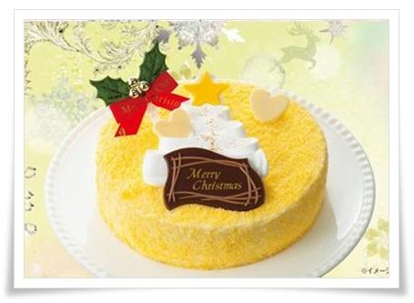 セブンイレブンのクリスマスはチーズケーキも凄い!値段や種類まとめ『北海道産チーズの2層のチーズケーキ』