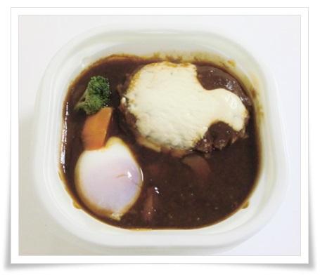 セブンイレブンの弁当人気ランキング!本当におすすめなBEST11!煮込みハンバーグのロコモコ丼