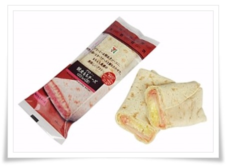 セブンイレブン商品がテレビ『ニッポンの出番』で!特集品まとめ!ブリトー明太もちチーズ