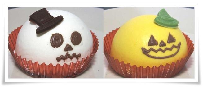 セブンイレブンスイーツのかわいいケーキ!「ことり」やアザラシetcハロウィン チーズ、かぼちゃのムースケーキ