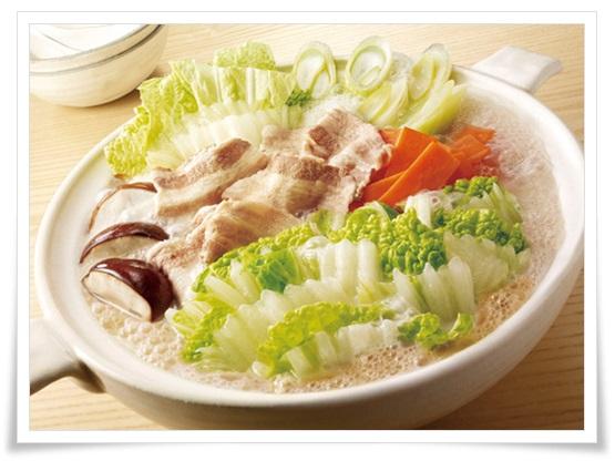 セブンイレブンの鍋の種類!野菜とスープが超うまい!カロリーは?1