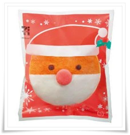セブンのクリスマスにサンタドーナツが!カロリー&口コミまとめ3