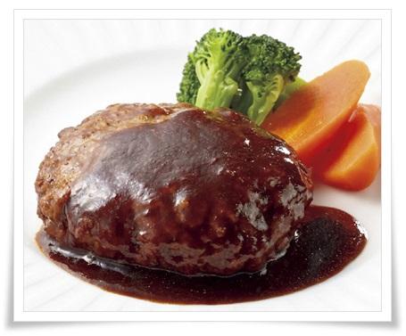 セブンゴールドとセブンプレミアムの違い!どちらがPB?人気なのは?デミグラスハンバーグステーキ