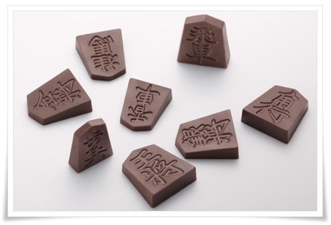 将棋の駒をチョコレートにした将棋デショコラ!値段やカロリーまとめ2