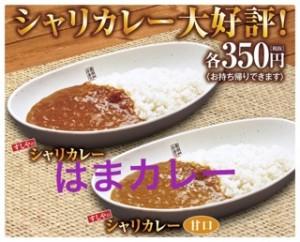 はま寿司にカレーがおいしい?シャリカレーのパクリなんて口コミも?5