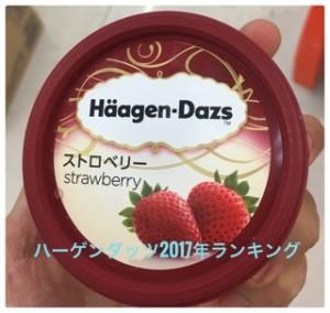 ハーゲンダッツの種類(2017)!低カロリー&売上順のランキングBEST1114