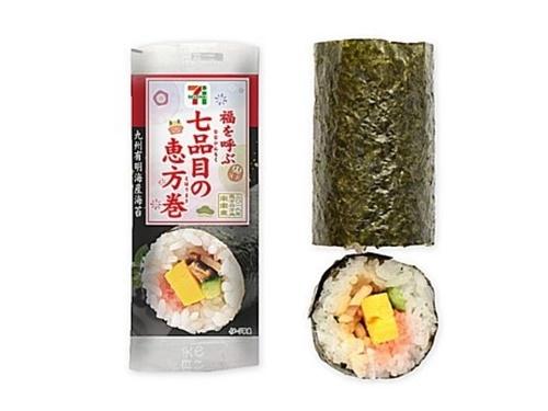 セブンイレブン手巻き寿司はうまいけど開け方が?カロリーや種類は?8