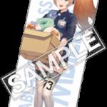 ローソンX艦これのクリアファイル&ミニタペストーリー対象商品2