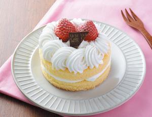 ローソンの苺のミニホールケーキのカロリーは?値段やアレンジ方法!1