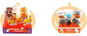 セブンのハロウィン2018!お菓子やスイーツは?シュークリームも!3
