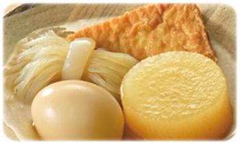 ローソンのおでんは低カロリーでダイエット向け?炭水化物の具も!➀