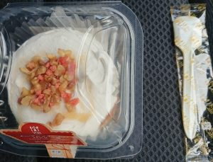 ローソンのメープルクリームのパンケーキは美味しい?カロリーは?2