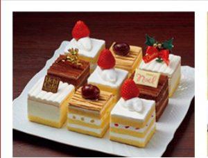 ローソンのクリスマスケーキ2018の種類!予約方法や期間はいつまで?13