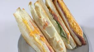 コンビニのサンドイッチの美味しい食べ方!一番低カロリーなお店は?2
