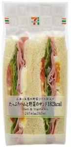 コンビニのサンドイッチの美味しい食べ方!一番低カロリーなお店は?4