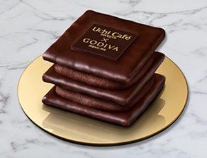 ローソンとゴディバのショコラミルフィーユの味やカロリーは?値段も3