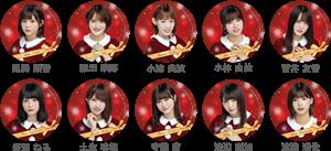 ローソンの欅坂オリジナルグッズ・ボイスカードの種類!ポイントで?6