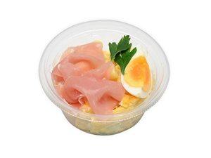セブンのサラダの種類は?低カロリー・うまい&食物繊維が多いのも4
