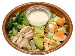 セブンのサラダの種類は?低カロリー・うまい&食物繊維が多いのも24