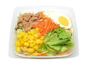 セブンのサラダの種類は?低カロリー・うまい&食物繊維が多いのも9