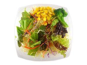 セブンのサラダの種類は?低カロリー・うまい&食物繊維が多いのも10