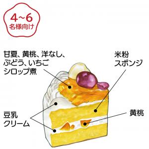 セブンイレブンのひな祭りケーキ2019の種類!カロリーや値段も!8