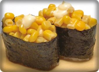 【ファミマのコーンマヨネーズ寿司の味&カロリー!人気の理由はなに?】➂