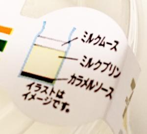 セブン北海道産牛乳のとろけるミルクプリンが美味しい!カロリーは?2