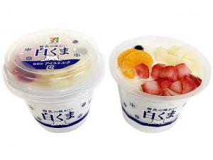 セブンのアイス(練乳入り)で美味しい商品金額順に!おすすめ5選も!2
