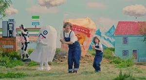 ファミマの香取慎吾さん出演フラッペのCMが可愛い!出演者はだれ?4