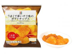 セブンの辛い商品2019!お菓子・冷凍食品・ラーメンを種類別に紹介!1