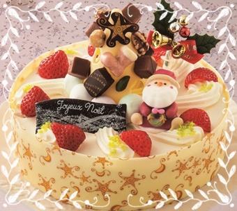 【セブン×king&princeコラボ!クリスマスケーキの値段や買い方は?】➀