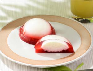 プルレア-ぷるもちレアチーズ苺-