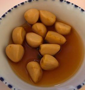 セブンのにんにく醤油味(しょうゆ漬け)はアレンジしやすい!匂いは?(3)