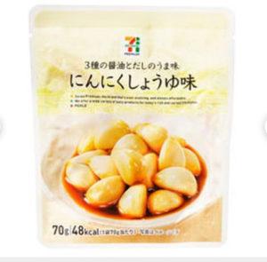 セブンのにんにく醤油味(しょうゆ漬け)はアレンジしやすい!匂いは?(2)