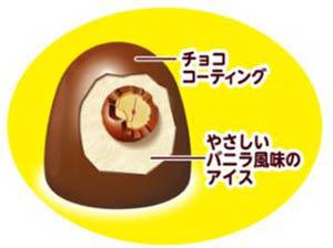 ファミマのチョコボールアイスが復活!値段や食感は?美味しいの?2