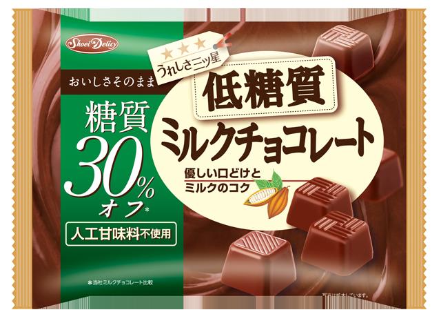セブンのダイエット中のチョコとビスケット
