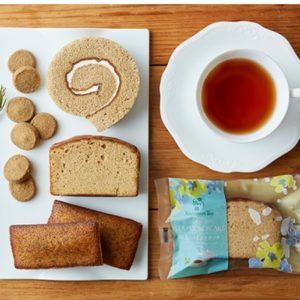 ファミマとAfternoon Teaがコラボ!オレンジアールグレイの紅茶シフォンサンドって?3