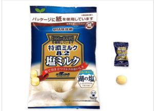 塩ミルク飴はコンビニに売ってる?塩飴の種類一覧&美味しいのは?(2)