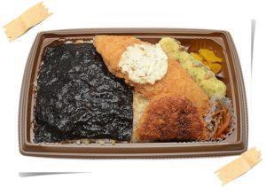 【セブン・ローソン別でおすすめのお弁当3選!どっちが美味しい?】セブン海苔弁当