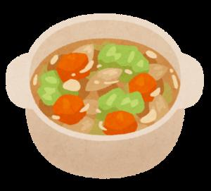 コンビニでダイエット?間食におすすめのローソン簡単野菜スープ!