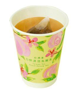 ローソンの台湾茶・白桃凍頂烏龍茶と白葡萄ジャスミン茶!値段は?1