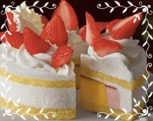 ファミマのクリスマスケーキの種類!予約はいつまで?支払い方