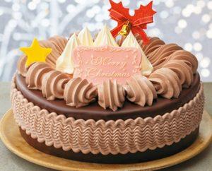 セブンイレブンのクリスマスケーキで北海道と沖縄限定のは何種類?4